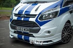 Xclusive Ford Transit Custom Body Kit for the 2017 and prior models