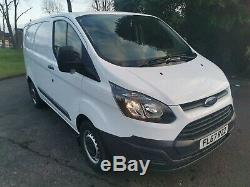 (no Vat) 2017 67 Ford Transit Custom (34k Miles) Euro 6 For Ulez